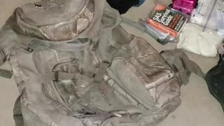 Inside the Bug Out Bag