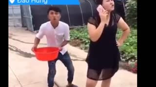 Don't prank with your girlfriend