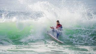 Brett Simpson Hyperlapse short surf video