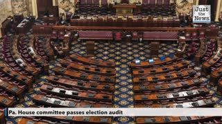 Pa. House committee passes election audit, likely won't be complete before certification of vote