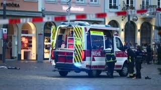 Atropello masivo en Alemania se salda con cinco muertos, entre ellos un bebé