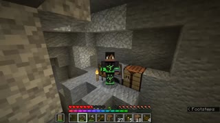 Minecraft Let's Play: Tricky Tutorials with Trampolineboy: Episode 6 - I FINALLY STARTED