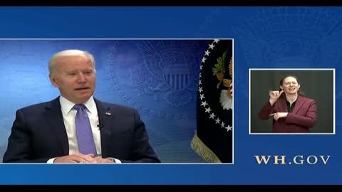 Biden's Virtual Meeting CRINGEY Banter - He Doesn't Realize He's Live (Anchorman Parody)