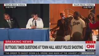 Buttigieg town hall turns into a complete disaster