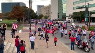 Stop the Steal - Dallas - November 14, 2020