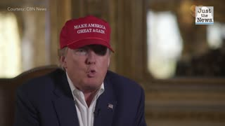 """Donald Trump calls the Bible, """"The Most Special Thing"""""""