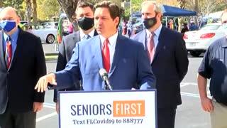 Ron DeSantis EXPOSES Democrat Hypocrisy
