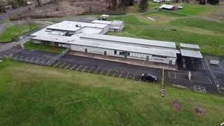 Twin Oaks Elementary School Flyover