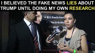 I Believed The Fake News Lies About Trump Until Doing My Own Research!