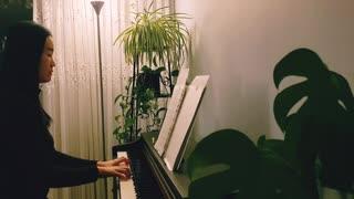 恳求圣灵来 May Your Spirit Come 诗歌钢琴伴奏(Hymn Accompaniment Piano Cover) 歌词 WorshipTogether V002