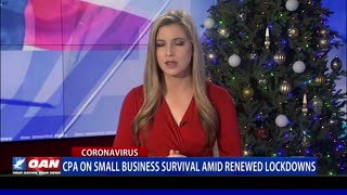 CPA on small business survival amid renewed lockdowns