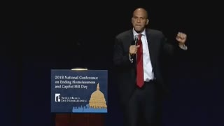Cory Booker - get up in the face of some congress people