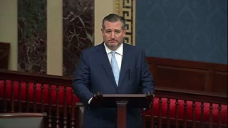 """Ted Cruz SLAMS Democrats While Taking Victory Lap After """"Corrupt Politicians Act"""" Fails"""