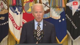FULL SPEECH Biden on US troop withdrawal from Afghanistan