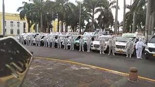 Unión Temporal Atención de Emergencias COVID-19 - Especial Santander no se detiene