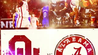 #24 SOONERS VS #9 ALABAMA BASKETBALL 2021
