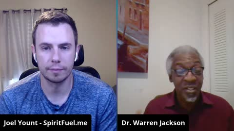 Dr. Warren Jackson: Anchor Yourself In Hope During The Storm!