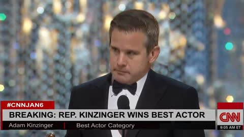 Wednesday Fun: And The Winner is, Rep. RINO Kinzinger
