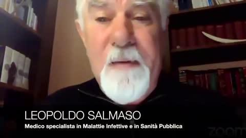 Dott. Salmaso infettivologo: Le varianti causate dai vaccini