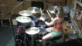 Come Together by The Beatles ~ Drum Cover