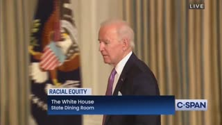 They Would Have Impeached Trump For What Biden Just Said to This Reporter