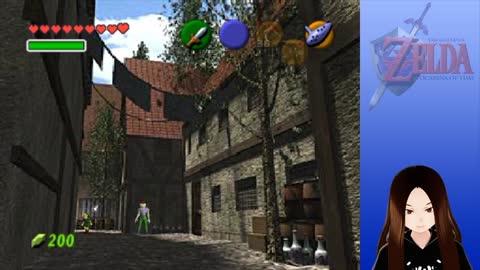 🇺🇸 🇯🇵 Vtuber Let's Play! - 🎵 🕒 Ocarina of Time (Part 13)