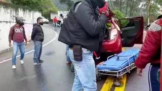 Por fuerte accidente, vía Bucaramanga – Cúcuta tiene paso restringido