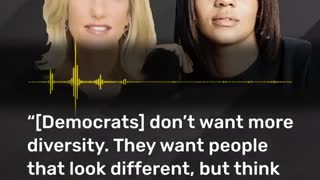 Candace Owens: They want people that look different but think the same
