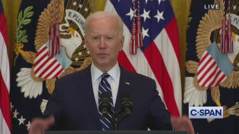 """WATCH: Bizarre Moment As Biden Says """"This Makes Jim Crow Look Like Jim Eagle"""""""