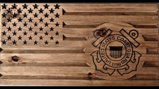 US Coast Guard Flags