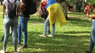 Video: Avanzan las marchas del séptimo día de Paro Nacional en Bucaramanga