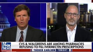 COVID Treatment Ivermectin - Shut Down CVS & Walgreen - Miracle Drug in India