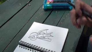 park drawings