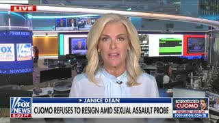 Janice Dean on Governor Cuomo
