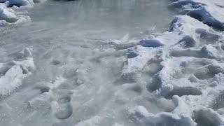 FTG Outdoors - Ice fishing the pocket