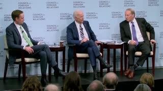 Joe Biden Quid Pro Joe, in his own words...