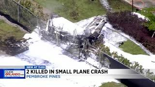 Plane Crash in Florida