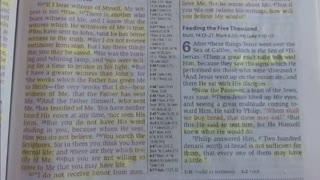 Bible Study - John 6:1-14 - 5-12-2021