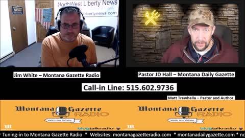 Montana Gazette Radio - Should We Occupy Until He Comes?