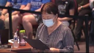 Virginia Mom Who Survived Mao's China SLAMS School Board Over Critical Race Theory