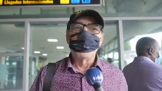 William Dau llegó a Cartagena, esto hizo en su paso por Estados Unidos