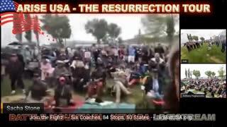 ARISE USA Robert Steele's First National Stump Speech at Battle Mountain, Nevada 15 May 2021