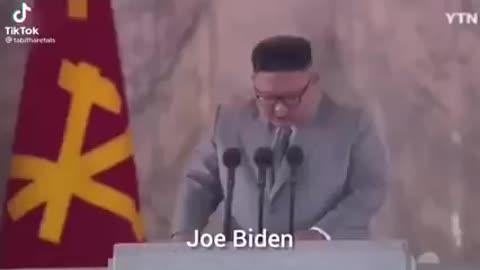 China is laughing at Biden