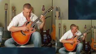 SAILING AWAY - Acoustic Guitar