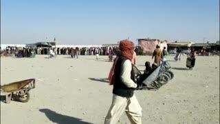 Los cruces entre Pakistán y Afganistán no se detienen aún con los talibanes al mando