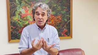 [Video] Sergio Fajardo calienta motores para las presidenciales