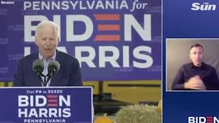 Joe Biden embarrassing speech | part 2 |
