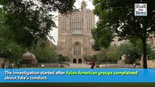 DOJ accuses Yale of illegally discriminating against white, Asian students