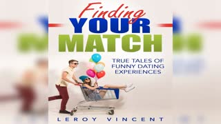 Finding Your Match - Audiobook