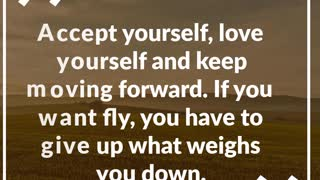 Accept Yourself x